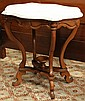 American Victorian occasional table