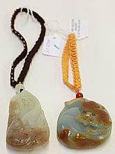 Chinese Jade Toggle, Figure
