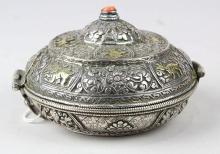 Himalayan Circular Box