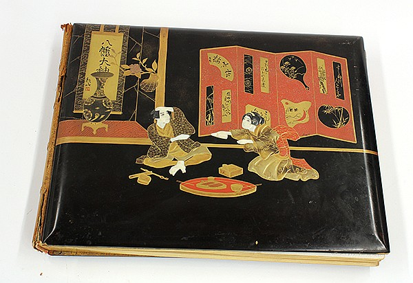 Japanese Photograph Album, Meiji Period