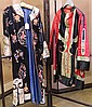 Two Chinese Silk Robes