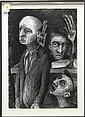Charcoal, Contemporary, Lawyers