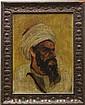 Painting, Arabian Man, Orientalist