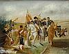 Painting, Emile Jean Horace Vernet, Napoleon