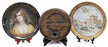 (lot of 3) California brewery group, consisting of a Golden West Brewing Co