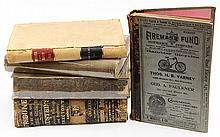 Early books relating to Oakland and Alameda County