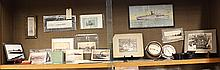 Collection of early Oakland and San Francisco historical ephemera