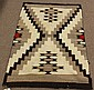 Navajo regional rug, early 20th Century