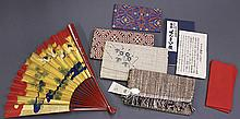 Japanese Fan for Noh Play and Tea Ceremony Items