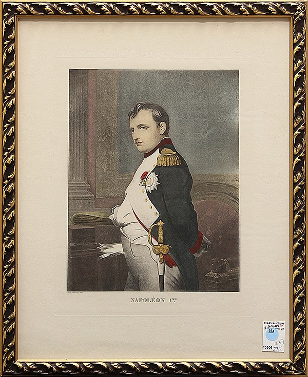 Etchings, Various Napoleon Scenes