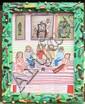 Contemporary American Folk Art, Time Passes