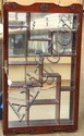 Chinese Hanging Display Cabinet