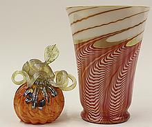 Steven Lundberg (Lundberg Studios) art glass