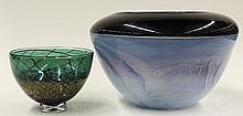 Michael Nourot art glass