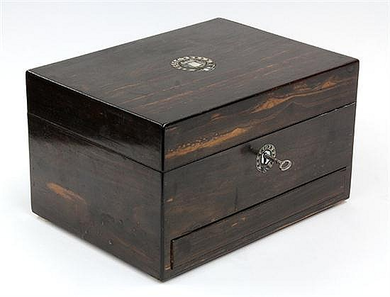 English dressing box