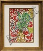 Painting, Anatolij Zverev, Bouquet, Russian