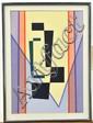Painting,  Raymond Jonson, Improvisation #2