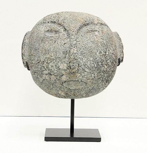Mapuche culture, ritual mask