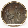 Japanese Bronze/Copper  Plate