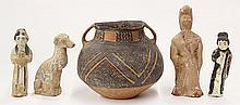 Chinese Pottery, Tang/Yuan
