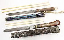 Chinese/Mongolian Chopstick Sets