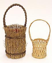 Japanese Small Flower Baskets