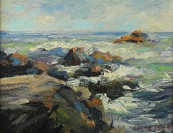 Painting, Circle of Edgar Payne