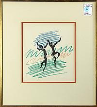 Lithograph, Manner of Pablo Picasso