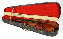 German student violin and bow