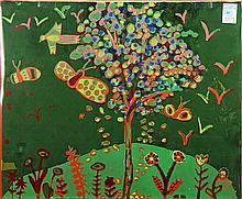 Print, Tree of Life