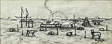 Drawings, George Twok Angupuk