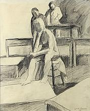 Drawing, William Henry Brown