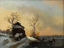 Painting, Dutch School (19th century)