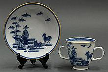 Chinese Blue and White Tea Cup