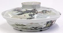 Chinese Covered Dish, Landscape