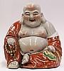 Chinese Enamel Porcelain Budai
