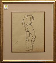 Drawings, Georg Kolbe, Nude Studies