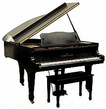 Young Chang Model G-157 baby grand piano