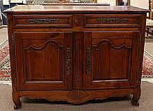 French Provincial style server
