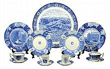 Wedgwood University of California, Berkeley table service