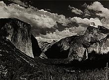 Photograph, Ansel Adams, Yosemite Valley