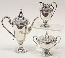 Gorham sterling silver hot beverage service