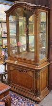 French vitrine, 19th century