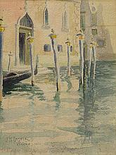 Watercolor, John Marshall Gamble