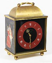 Golay Fils & Stahl Geneve carriage clock