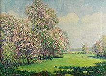 Painting, Albert Herman Schmidt