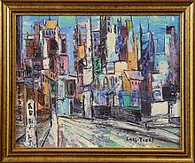 Painting, Carl M. Thorp