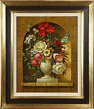 Painting, Evelio Garcia Matta