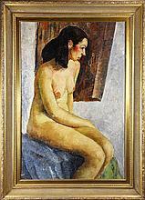 Painting, Bernard Gussow