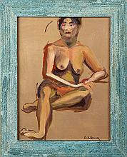 Painting, Nude Study